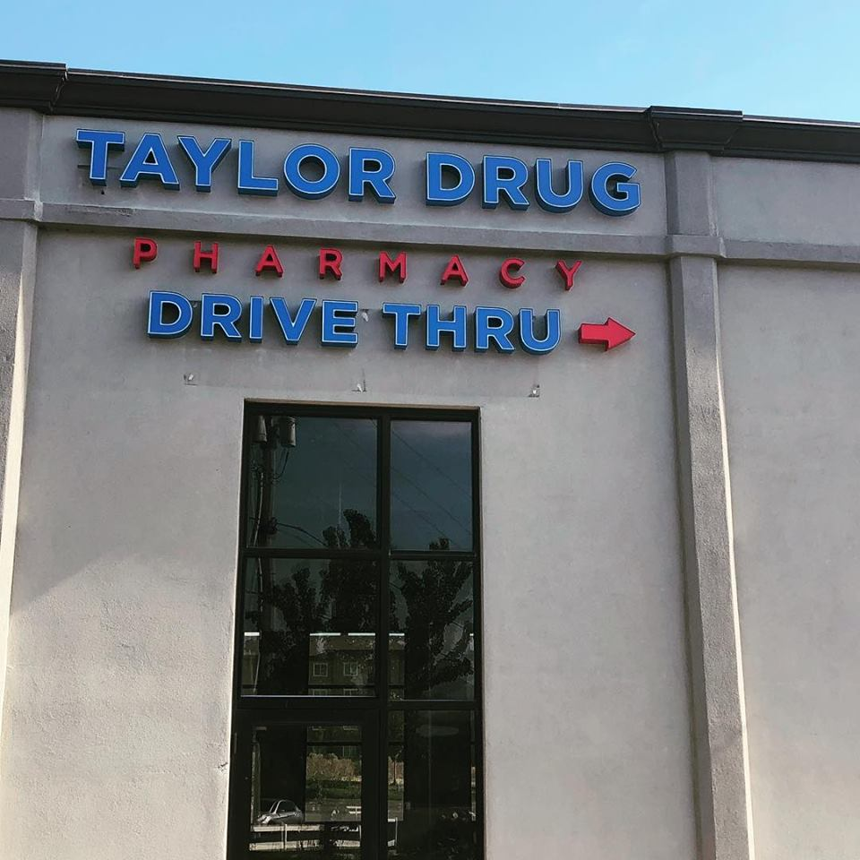 Taylor Drug Lindon